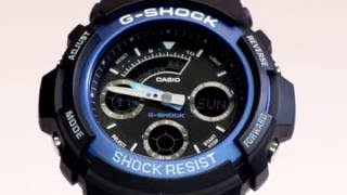 casio g shock aw 591 2adr watch overview and main features