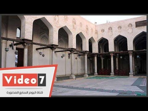 الصالح طلائع.. من ينقذ آخر مساجد الفاطميين من المياه الجوفية؟  - 12:54-2018 / 10 / 14