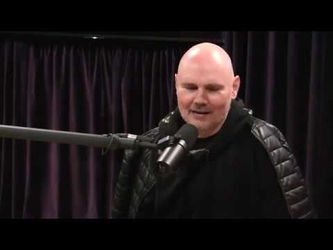Joe Rogan talks to Billy Corgan about his Involvement in Pro Wrestling
