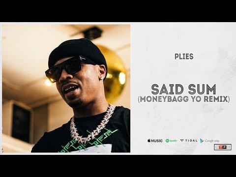 """Plies – """"Said Sum"""" (Remix) Ft. Moneybagg Yo"""