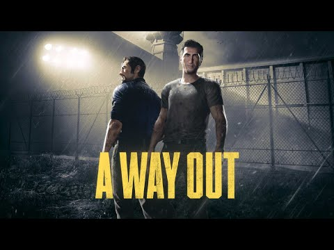 TwoMorons play A way out |