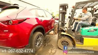 2017 Mazda CX5. Авто с аукциона США copart, iaai на заказ