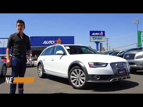 This 2016 Audi Allroad Features 3 Years Worth Of Improvements Over The Last!  SOLD!