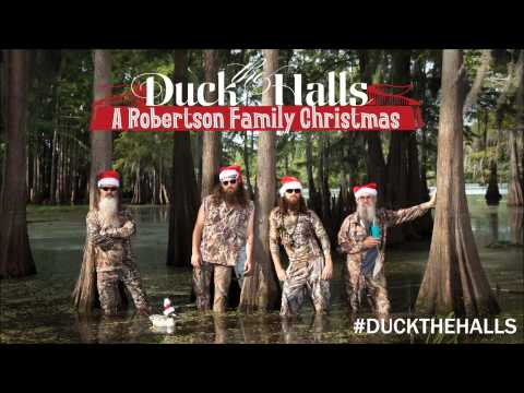 Christmas Cookies - Robertsons (Phil Robertson & Miss Kay w/ George Strait)