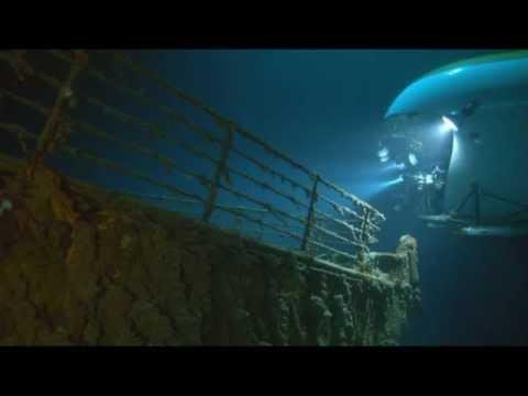 Underwater explorer Robert Ballard talks about Titanic Belfast®