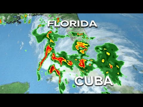Florida, Mississippi prepare for Subtropical Storm Alberto