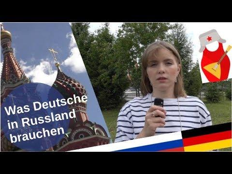 Was Deutsche in Russland brauchen!