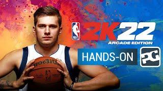 NBA 2K22 ARCADE EDITION - iOS, Apple Arcade | Gameplay