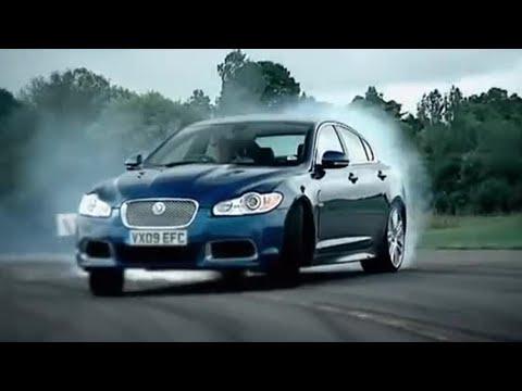Jaguar XFR | Car Review | Top Gear