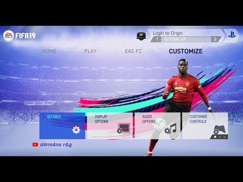 Game Android Offline FIFA 14 Mod FIFA 19 V.2.6.2.3 (Review) - 동영상