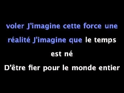 Annie Villeneuve - J'imagine (Vancouver 2010) - version karaoké