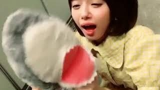 市川美織 NMB48 〜お昼休憩中のあなたへ〜。#バーカシリーズ #がんばっ...