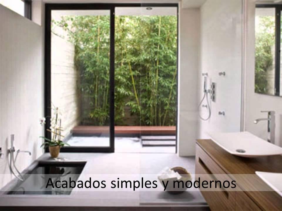 Casas minimalistas youtube for Casas nuevas minimalistas