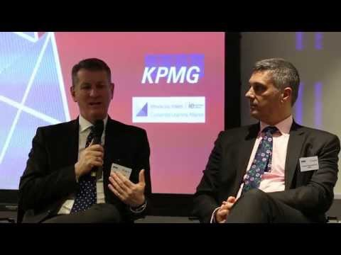 Global Business Vision: Panel discussion on the use of data in financial institutions