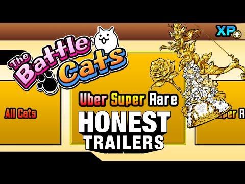 Battle Cats - HONEST UBER NAMES