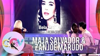 GGV: Zanjoe Marudo asks Bela Padilla in...