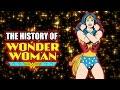 The History of Wonder Woman - Superhero Spotlight