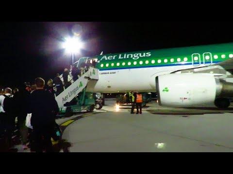 TRIP REPORT | Aer Lingus (ECONOMY) | Dublin to Berlin Tegel | Airbus A320