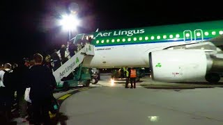 TRIP REPORT | Aer Lingus (ECONOMY) | Dublin to Berlin Tegel | Airbus A320