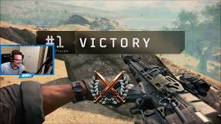 THE WORST WIN IN BLACKOUT BATTLE ROYALE HISTORY