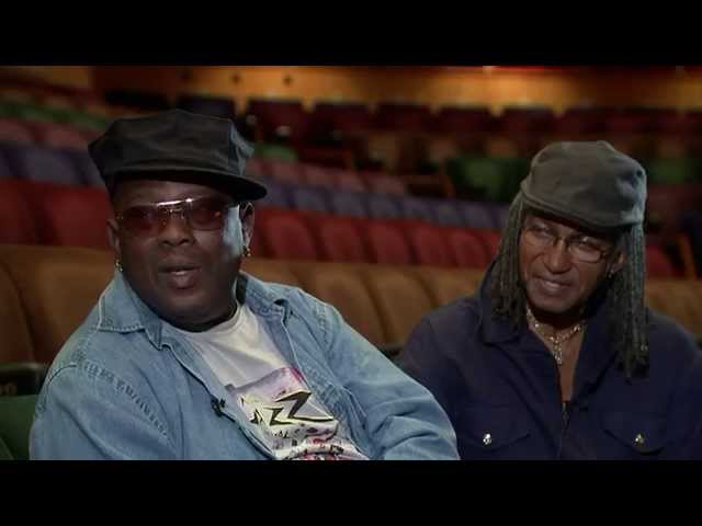 Sly and Robbie: rhythm twins that 'keep people moving'