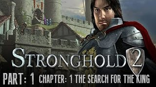 Stronghold 2: Chapter 1 - Gameplay Part 1 [PC] 720p [HD]