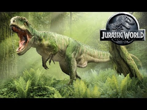 Jurassic World 2 - Giganotosaurus Discussion