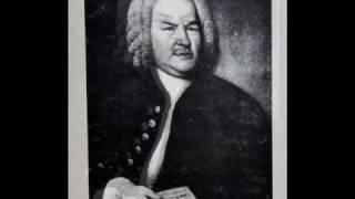 Bach / Hans Kalafusz / Wolfgang Rösch, 1974: Violin Concerto in D minor, BWV 1043 - Allegro (3/3)