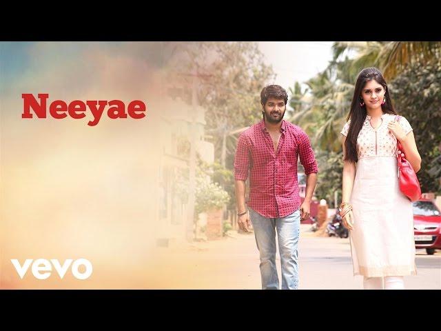 Pugazh - Neeyae Lyric | Jai, Surabhi | Vivek - Mervin