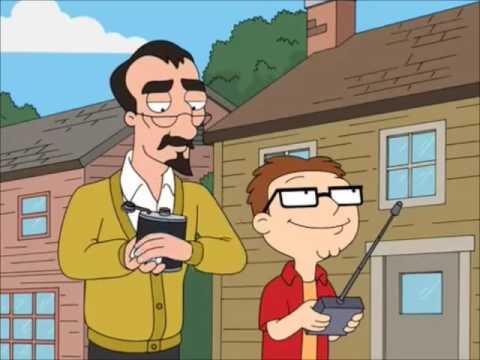American Dad - Steve the Communist