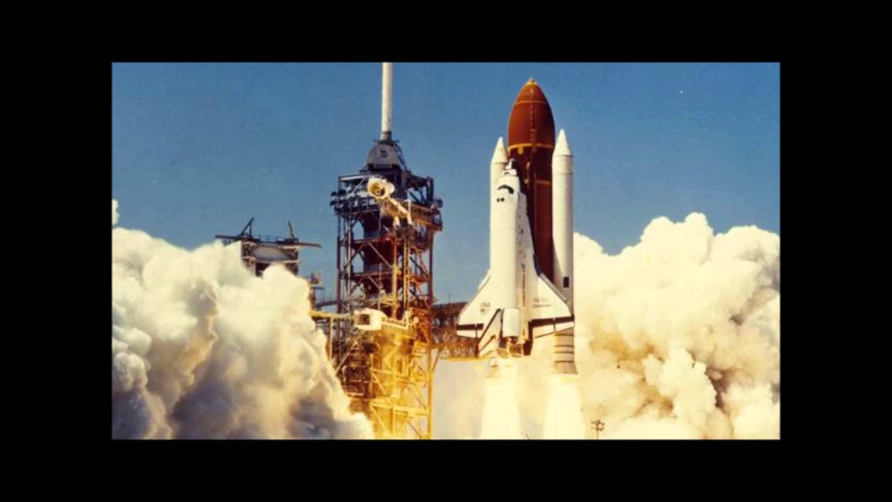 1986 Space Shuttle Challenger Disaster Abc Radio Youtube