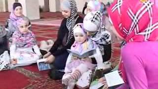 Дети Райские Птички Джума мечеть