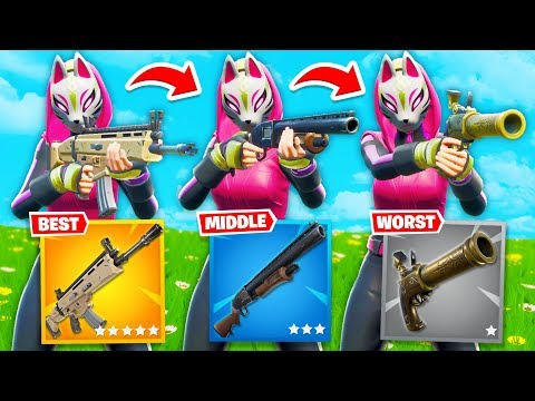 New GUN GAME Mode In Fortnite! (BEST LTM EVER)