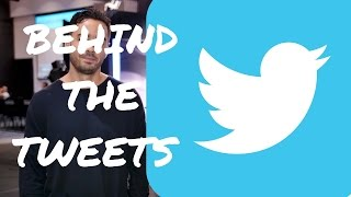 Behind the Tweets with JC Alvarado