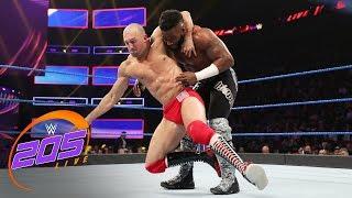 Cedric Alexander vs. Oney Lorcan: WWE 205 Live April 16, 2019