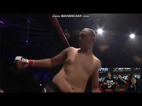 Magical vs Rafonix FAME MMA 2