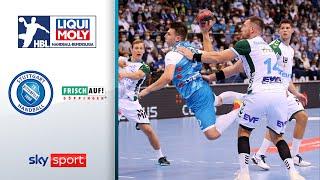 TVB Stuttgart - FRISCH AUF! Göppingen | Highlights - LIQUI MOLY Handball-Bundesliga 2021/22