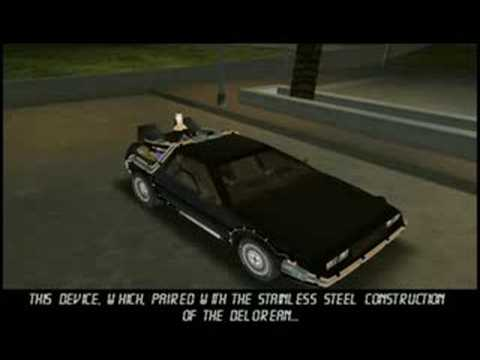 GTA BTTF Mod 0.2e The Ride Mission