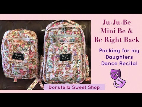 jujube-mini-be-&-be-right-back-(brb)---packing-for-my-daughters-recital---featuring-dss