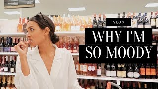 VLOG: why i'm so moody & have no friends || NICOLE ELISE