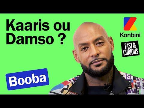 Youtube: Zemmour ou Messiha? Booba est dans le Fast & Curious de fumier morray! | Konbini