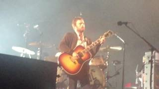Over - Kings of Leon - new Song in Poland Cracov Tauron Arena 8.09.16 Kraków