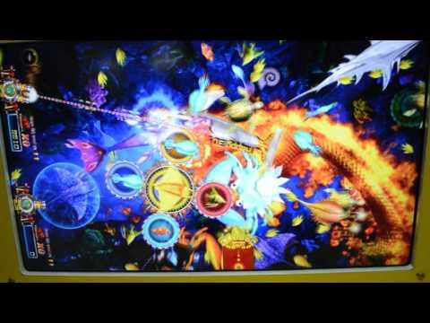 Dragon Slayer Fish Shooting Game/fish Table Gambling Game Machine/tiger Strike Plus