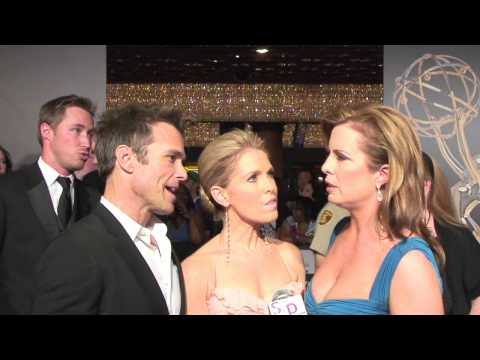 2011 Daytime Emmys  Scott and Melissa Reeves