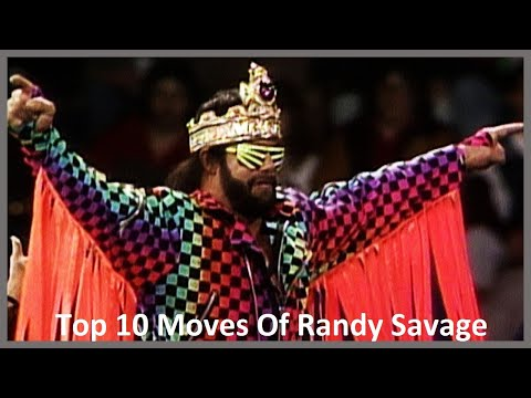 Top 10 Moves Of Randy Savage