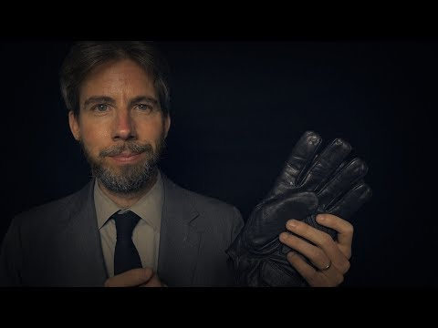 The Leather Gloves of ASMR