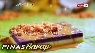 Pinas Sarap: Orihinal na recipe ng sapin-sapin, ibinida sa 'Pinas Sarap!'