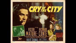 Cry of the City 1948 :Ελληνικοί Υπότιτλοι