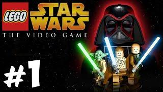 Прохождение LEGO Star Wars: The Video Game - Эп-д I: Призрачная угроза - Глава 1: Переговоры