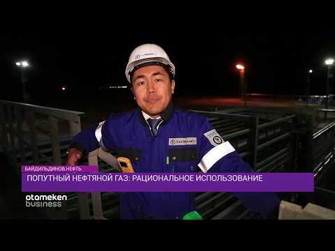 Попутный нефтяной газ: рациональное использование/Байдильдинов.Нефть
